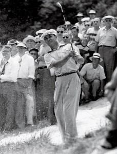 Ben Hogan at Merion